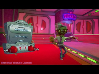 PVZ GW2 funny games XBOX one for Kids Multi Max gameplay Plants vs ZOmbies 2