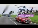 Crazy Street Racers vs Police Chase / Bikers vs Cops vs Cars