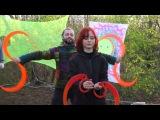 Maevka open-air by Alien Com 2017/neon-led show LUMUS/Kuyalnik,Odessa