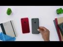 Распаковка iPhone 7 (PRODUCT) RED. Первый взгляд