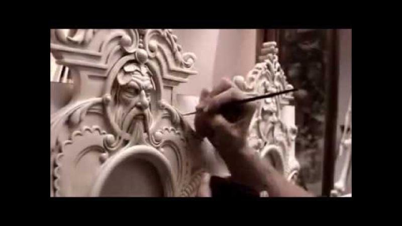 Harika Elsanatları - El İşciliği - Oymacılık - Şekil Verme Sanatı- Köpük Tv