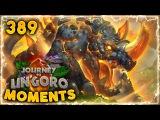 Crazy RNG Prediction..!!  Hearthstone Un'Goro Daily Moments Ep. 389