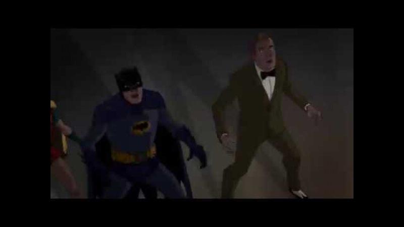 Batman vs. Two-Face (2017) Trailer