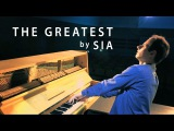 Sia - The Greatest Piano Cover - Peter Bence