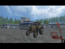Обзор мода мтз 82 Farming Simulator 2015