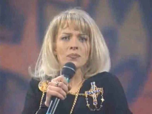 Наталья Ветлицкая - Магадан (Песня Года 1994 Финал)