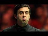 Ronnie O'SULLIVAN vs James CAHILL Snooker China Open 2017 (recording 26.01)