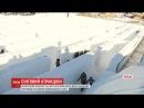 У Польщі збудували найбільший сніговий лабіринт