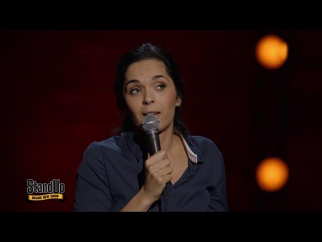 Stand Up Юля Ахмедова - Стоп-слово во время секса из сериала STAND UP ...