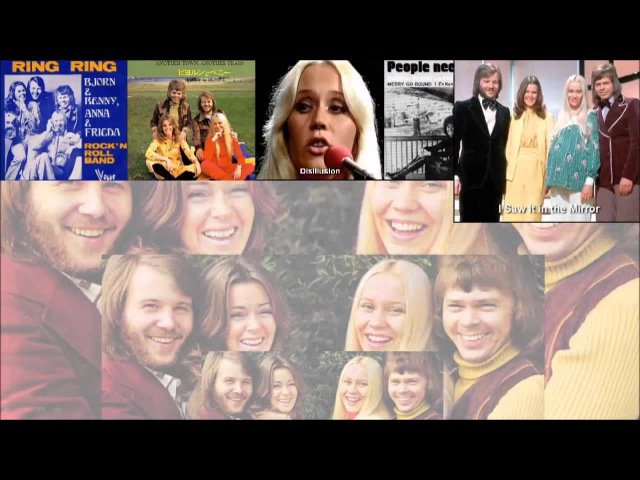 ABBA Ring Ring Album in 2 minutes