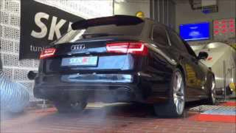 SKN Audi RS6 4.0 V8 TFSI quattro Milltek