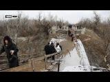 Жители ЛНР призывают открыть первый транспортный КПП в районе захваченного ВСУ ...