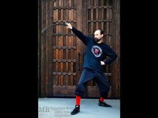 Richard Marsden основатель общества исторического фехтования Феникс, учитель HEMA