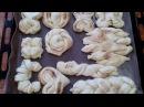 11 СПОСОБОВ ФОРМИРОВАНИЯ БУЛОЧЕК Изготовление булочек 11 вариантов оригинальных форм