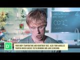 Ренс пробует Экстази  Rens tries Ecstasy (XTC  MDMA)  Drugslab  Мюгель