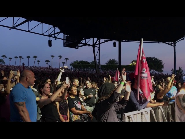This Is War by 30 Seconds To Mars @ Perfect Vodka Amphitheater on 5/20/17