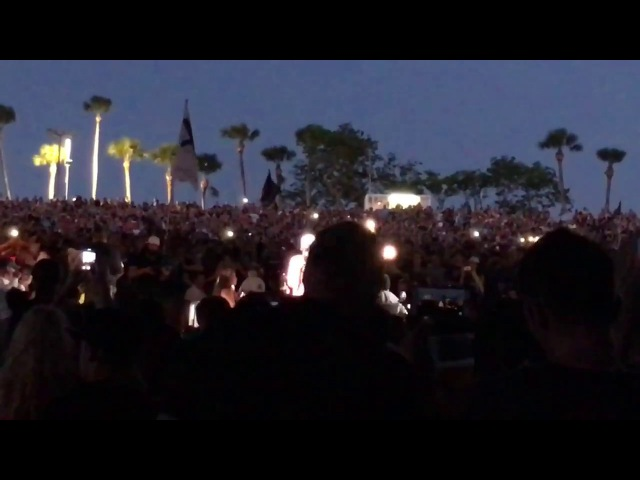 30 Seconds to Mars - 20/05/2017 West Palm Beach - The Kill / Attack Acoustic