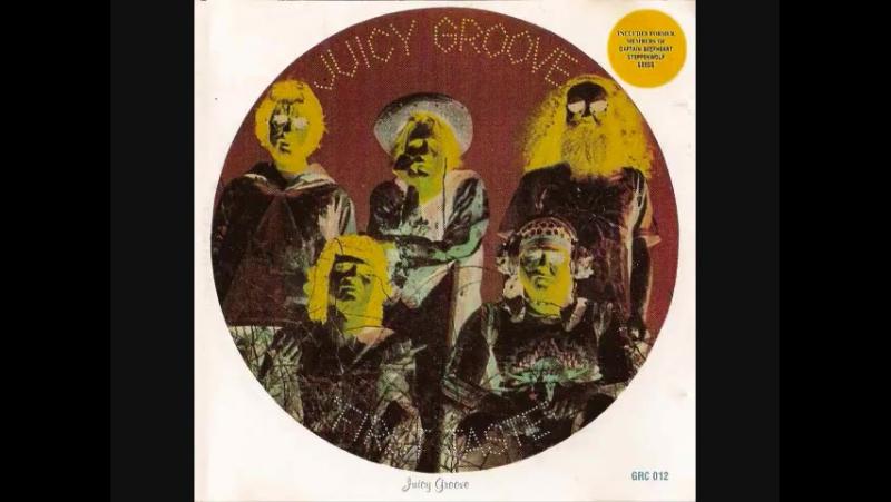 Juicy Groove [US, Hard Rock⁄Psych 1978] Drums Guitars Stars