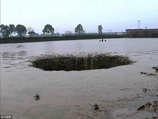 Исчезнувшее озеро Риеско
