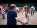 Опен эйр Танцы в парках Линди хоп буги вуги Перовский парк 24 июня 2017 года