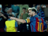 Месси: претендент на звание Лучшего футболиста года УЕФА