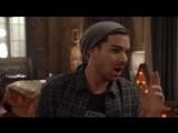 Glee cast ft. Adam lambert & demi lovato Vocals