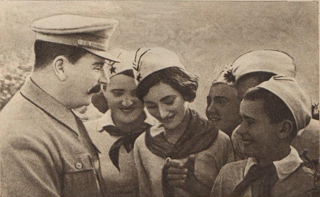 """Сон о великом Сталине в журнале """"Мурзилка"""" за 1937 год"""