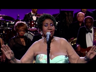 Aretha Franklin - Rolling in the Deep Aint No Mountain Live Adele Cover Version
