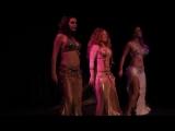 Nathalie, Gina & Rebecca - Bellydance Drum Solo 468