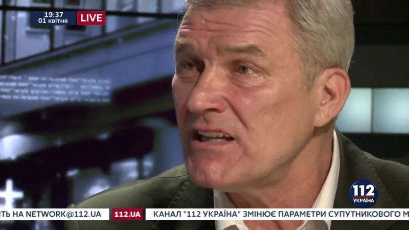 Валерий Кур, полковник МВД , - в программе -Гордон-. Выпуск от 01.04.2017