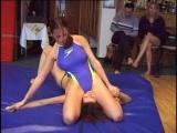 DWW Wrestling Anette vs Radka