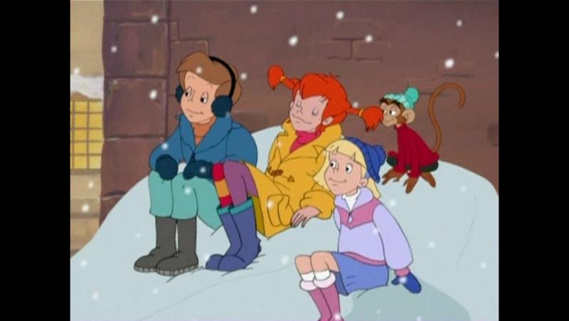 10 Pippi firar jul med Dunder-Karlsson och Blom