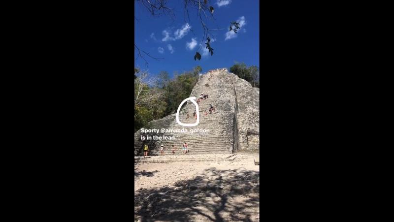 Девичник Сары Годшоу в Тулуме, Мексика 7
