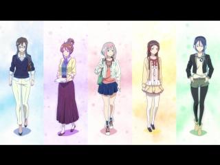 Sakura Quest | Квест Сакуры - ED