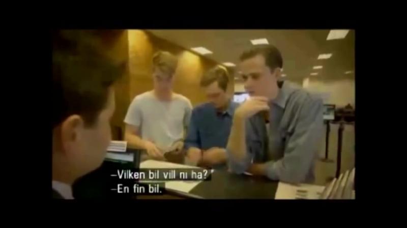 Bill Skarsgård - Två På Resa 2012 (английские субтитры). Часть 1