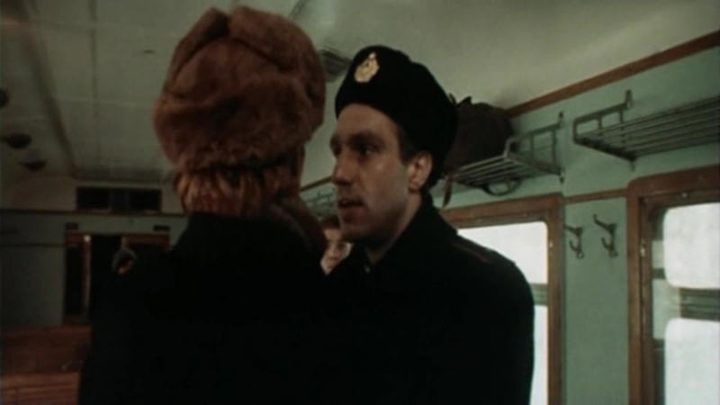 РОМАНС О ВЛЮБЛЕННЫХ (1974) - мелодрама. Андрей Кончаловский