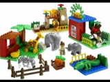At the Zoo - LEGO DUPLO
