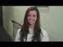 Holly Earl y su sonrisa :D Angelita...