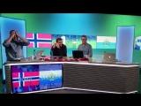 Реакция норвежских комментаторов на гол Сан-Марино.  Отбор ЧМ-2018