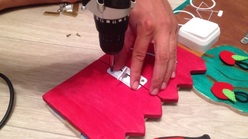 Рабочий процесс бизиборд Простоквашино