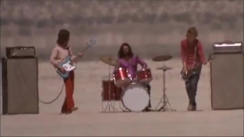 James Gang - Laguna Salada (Zachariah)