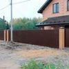Забор из профнастила Цена в Нижнем Новгороде