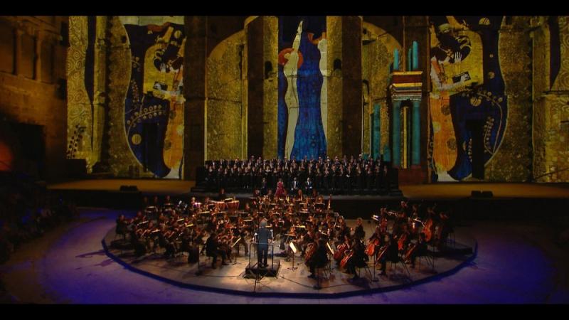 Ludwig van Beethoven - ''Symphony No.9'' - Choral (Choreegies d'Orange, 02.08.2017)