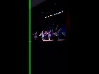 Чукотские танцы в ДК