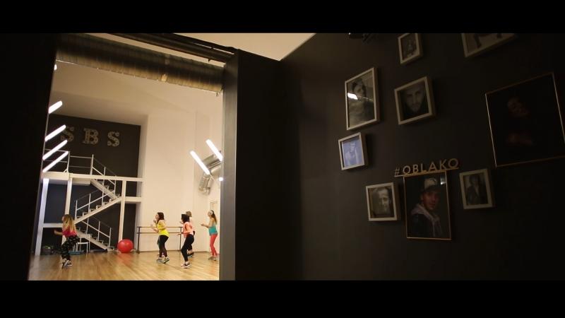 Девичник в танцевальном центре Облако