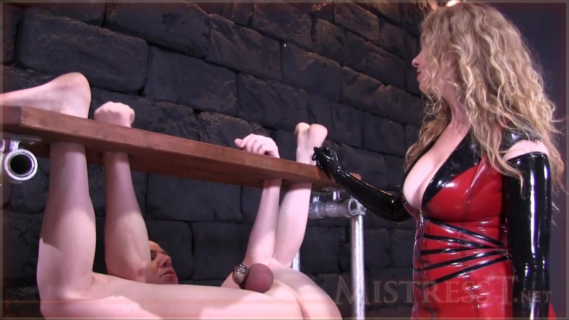 Mistress T Extreme Humiliating Bound