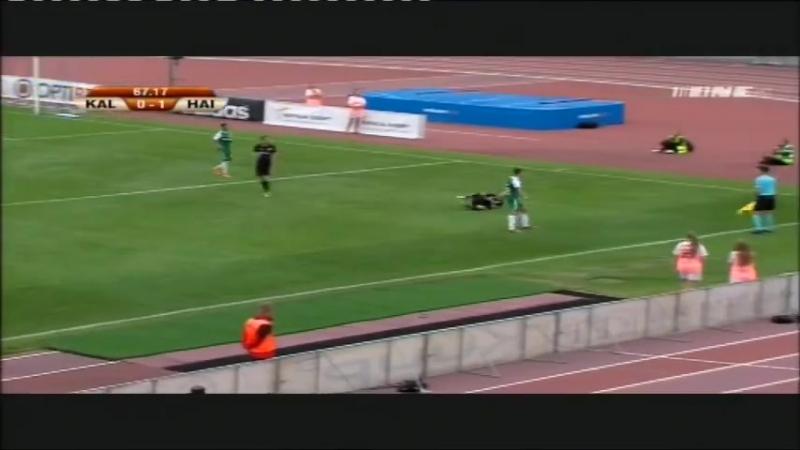 133 EL-2016/2017 JK Nõmme Kalju - Maccabi Haifa 1:1 (21.07.2016) FULL