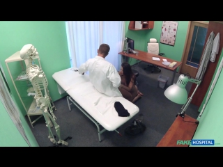 FakeHospital - Cindy Loarn (Doctor Examines Patient with Cock) 10.28.16