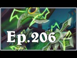 Funny And Lucky Moments - Hearthstone - Ep. 206