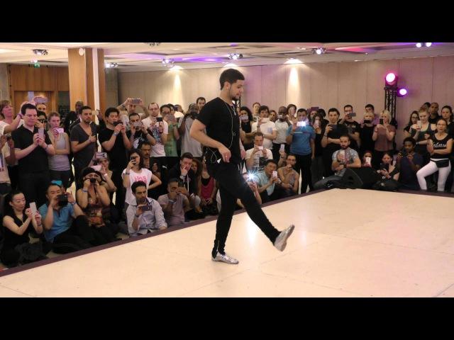 Paris Salsa Congress 2016 Workshop Pachanga Eddie Torres JR